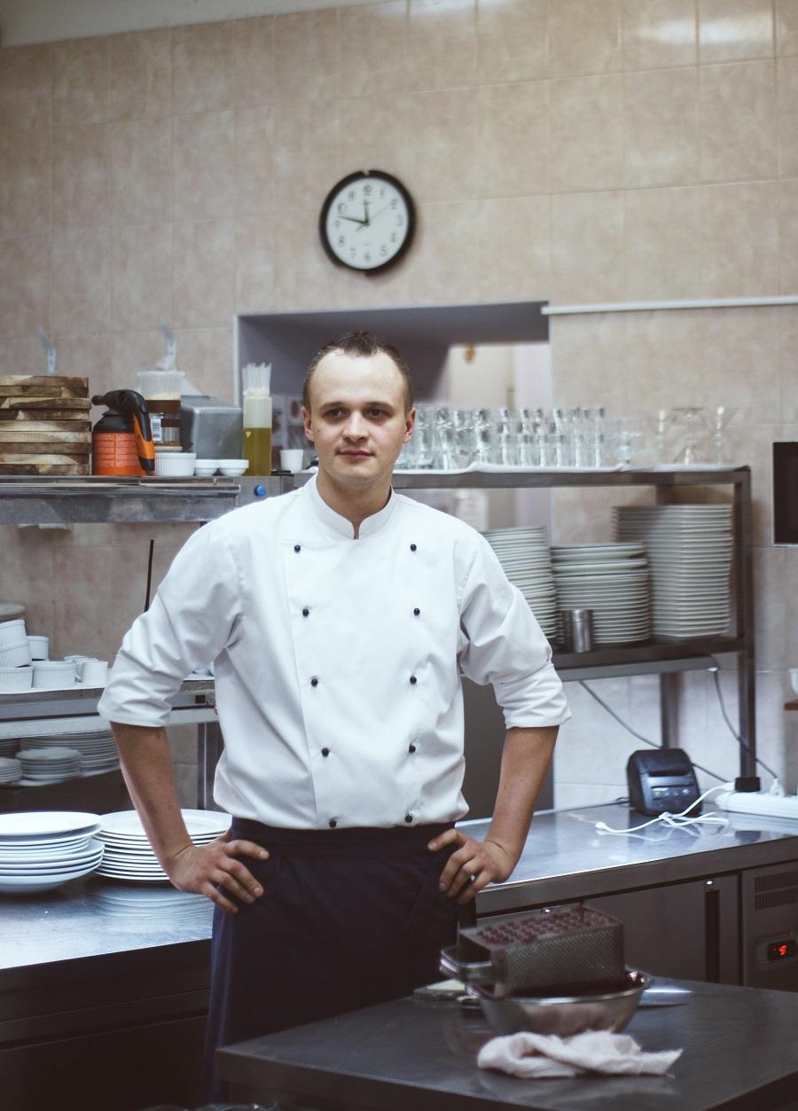 Профессия изнутри: что делает повар